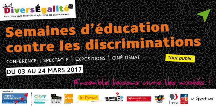 Semaines d'Éducation Contre les Discriminations