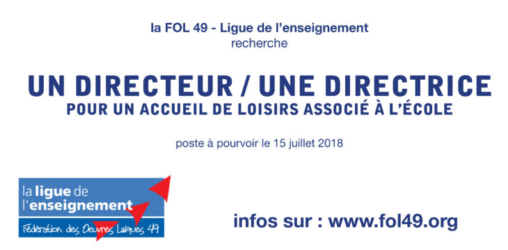 offre d'emploi : Direction ALAE