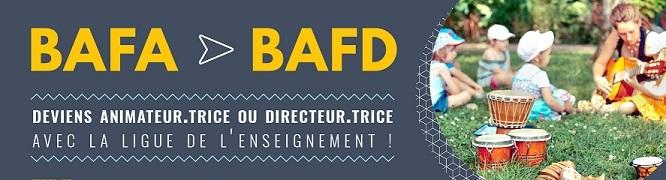 Formations BAFA / BAFD