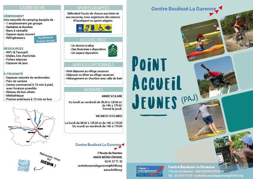 Point Accueil Jeunes 2018