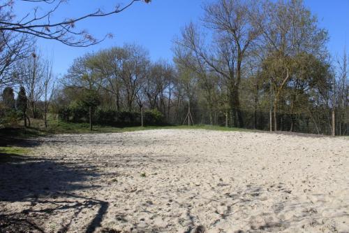 Terrain de beach
